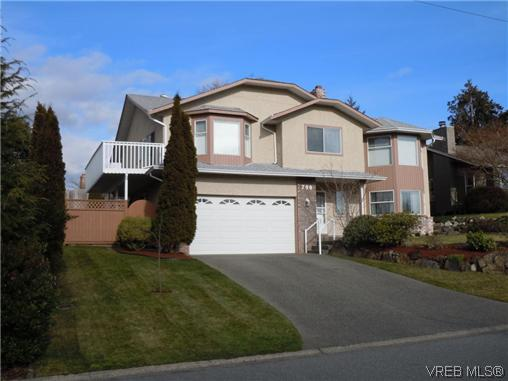 Main Photo: 790 Sunridge Valley Drive in VICTORIA: Co Sun Ridge Residential for sale (Colwood)  : MLS® # 288736