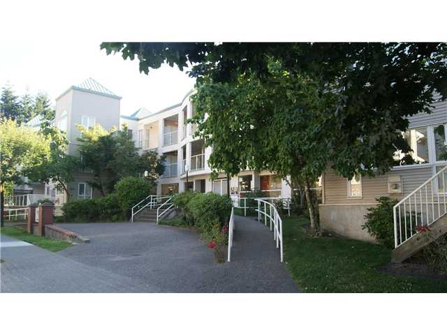 Main Photo: # 107 2339 SHAUGHNESSY ST in Port Coquitlam: Central Pt Coquitlam Condo for sale : MLS® # V1076123
