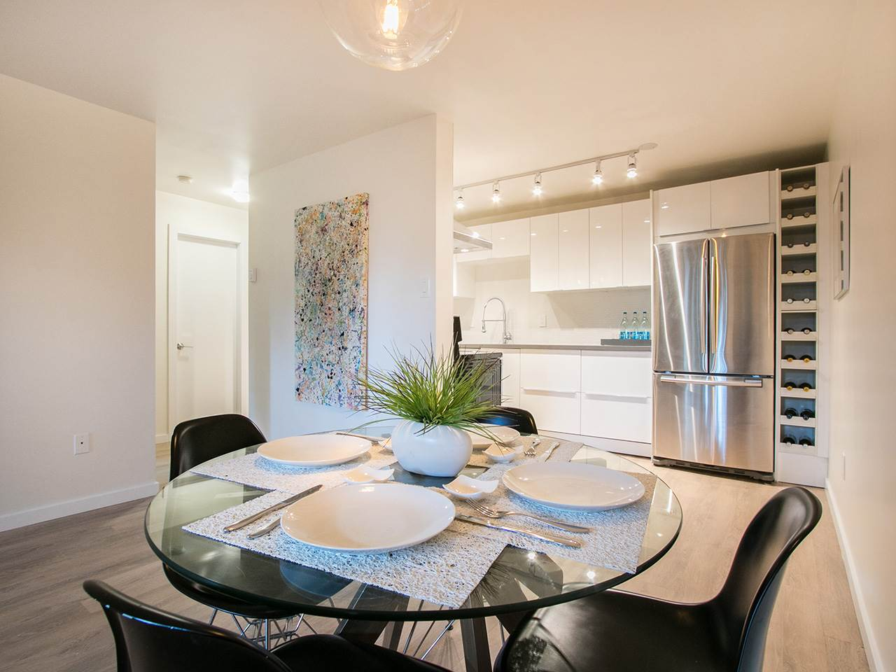 Main Photo: 101 3353 HEATHER STREET in Vancouver: Cambie Condo for sale (Vancouver West)  : MLS(r) # R2046896