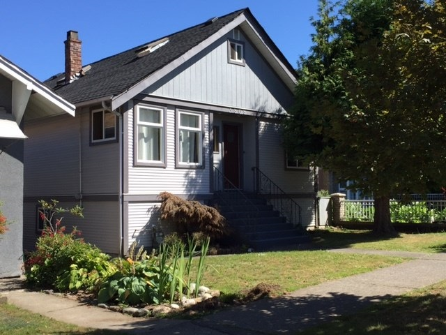 Main Photo: 3808 DUMFRIES STREET in Vancouver: Knight House for sale (Vancouver East)  : MLS® # R2136090
