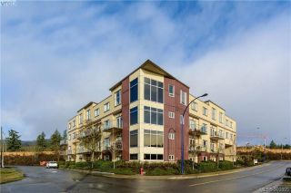 Main Photo: 201 2732 Matson Road in VICTORIA: La Langford Proper Townhouse for sale (Langford)  : MLS®# 390895