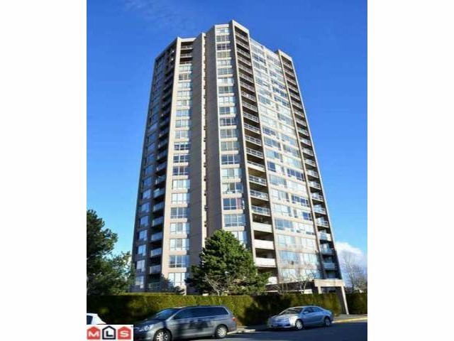 "Main Photo: 804 14881 103A Avenue in Surrey: Guildford Condo for sale in ""SUNWEST ESTATES"" (North Surrey)  : MLS(r) # F1216001"