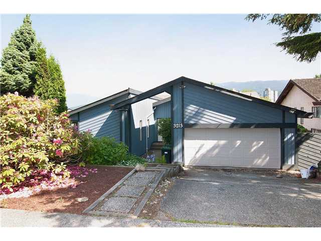 Main Photo: 3213 PINDA Drive in Port Moody: Port Moody Centre House for sale : MLS® # V965003