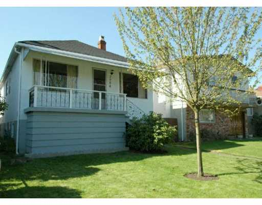 Main Photo: 2984 KITCHENER ST in Vancouver: Renfrew VE House for sale (Vancouver East)  : MLS® # V588663