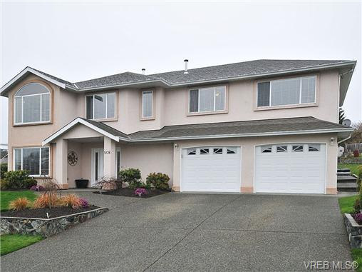 Main Photo: 508 Pamela Place in VICTORIA: SW Layritz Single Family Detached for sale (Saanich West)  : MLS® # 328377