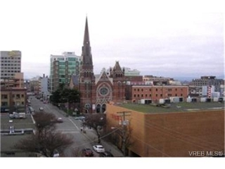Main Photo: 707 835 View Street in VICTORIA: Vi Downtown Condo Apartment for sale (Victoria)  : MLS® # 225214