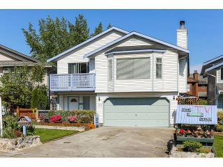 Main Photo: 1372 YARMOUTH ST in Port Coquitlam: Citadel PQ House for sale : MLS®# V1123904