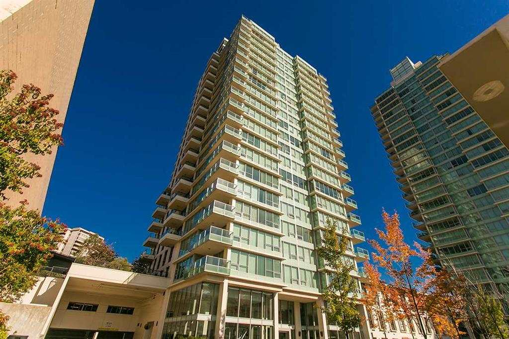 Main Photo: 1006 2200 Douglas Road in Burnaby: Brentwood Park Condo for sale (Burnaby North)  : MLS®# R2062448