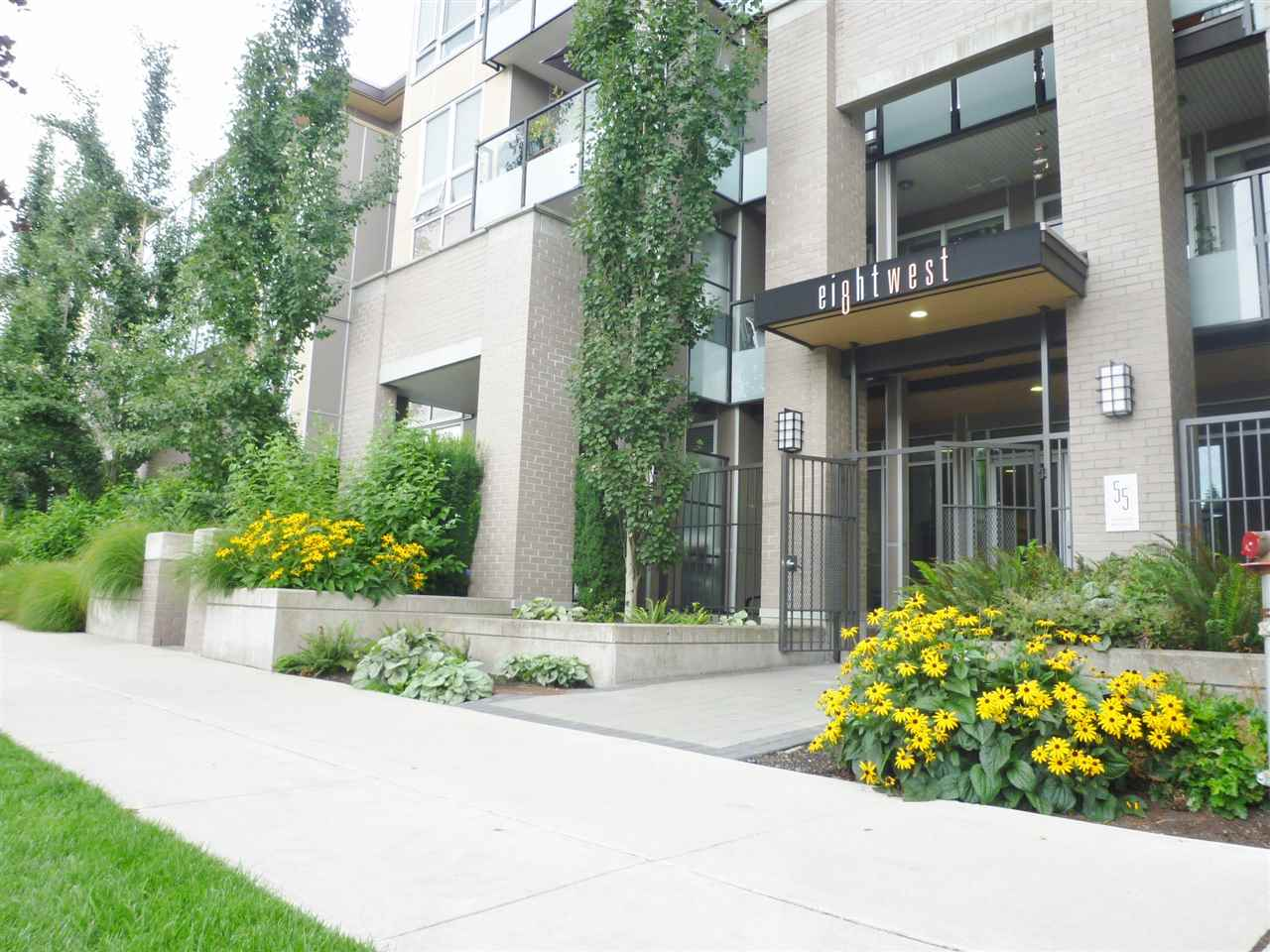 Main Photo: 214 55 EIGHTH AVENUE in New Westminster: GlenBrooke North Condo for sale : MLS(r) # R2089909