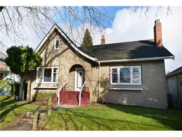 "Main Photo: 319 8 Street in New Westminster: Uptown NW House for sale in ""NE"" : MLS® # V929585"