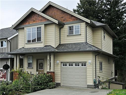 Main Photo: 973 Cavalcade Terrace in VICTORIA: La Florence Lake Single Family Detached for sale (Langford)  : MLS® # 307698
