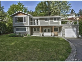 Main Photo: 5234 Beckton Road in VICTORIA: SE Cordova Bay Single Family Detached for sale (Saanich East)  : MLS®# 308861