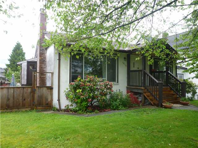 Main Photo: 1814 10TH AV in : West End NW House for sale : MLS® # V956637