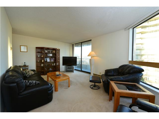 "Photo 4: 806 3740 ALBERT Street in Burnaby: Vancouver Heights Condo for sale in ""THE HEIGHTS"" (Burnaby North)  : MLS(r) # V997846"