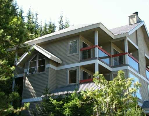 Main Photo: 23 2240 Gondola Way: Whistler Townhouse for sale : MLS(r) # v1009726