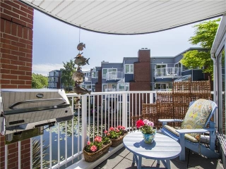 Main Photo: 1587 MARINER WK in Vancouver: False Creek Condo for sale (Vancouver West)  : MLS® # V1125035