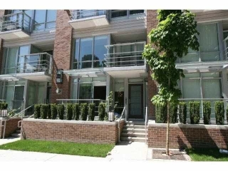 Main Photo: 863 RICHARDS STREET in Vancouver: Downtown VW Townhouse for sale (Vancouver West)  : MLS® # R2013537