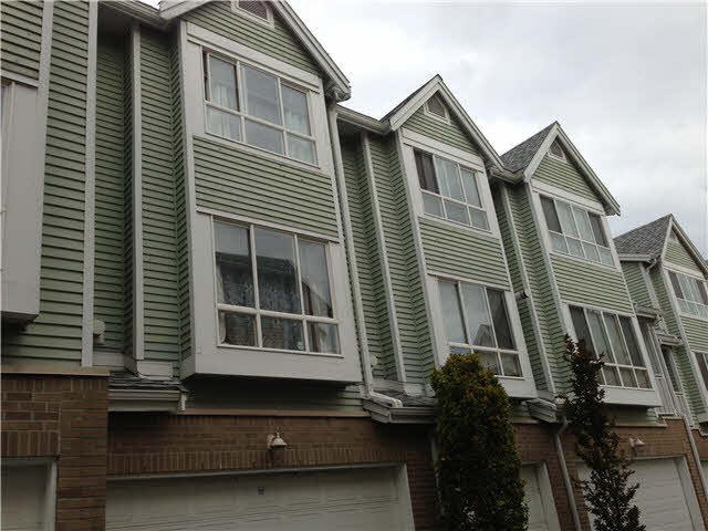 Main Photo: 2873 Sotao in Vancouver: Fraserview VE Townhouse for sale (Vancouver East)  : MLS® # v1090248