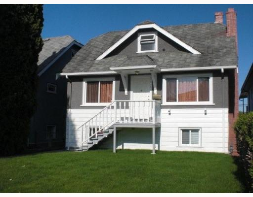 Main Photo: 6362 PRINCE ALBERT ST in : Fraser VE House for sale : MLS® # V775355