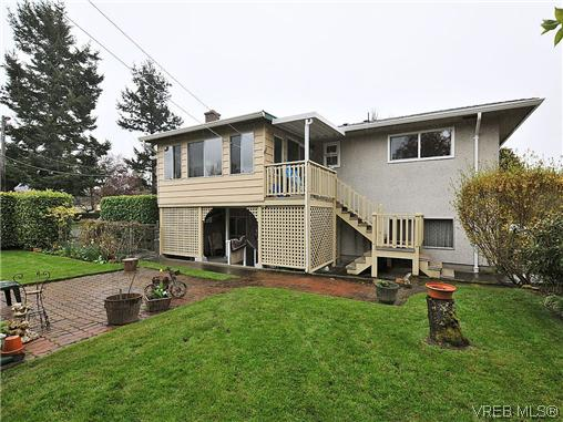 Photo 17: 1726 Mortimer Street in VICTORIA: SE Cedar Hill Single Family Detached for sale (Saanich East)  : MLS® # 322024
