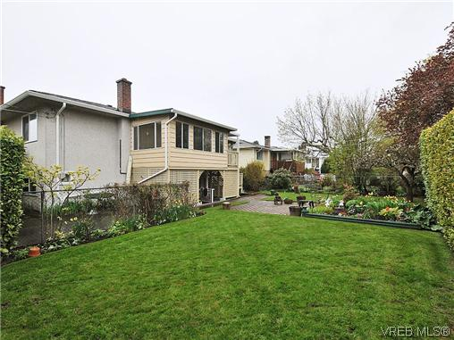Photo 18: 1726 Mortimer Street in VICTORIA: SE Cedar Hill Single Family Detached for sale (Saanich East)  : MLS® # 322024