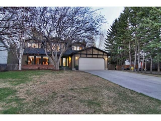 Main Photo: 640 WILDERNESS Drive SE in CALGARY: Willow Park Estates House for sale (Calgary)  : MLS(r) # C3567491