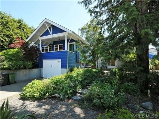 Main Photo: 1245 Queens Avenue in VICTORIA: Vi Fernwood Single Family Detached for sale (Victoria)  : MLS® # 323561