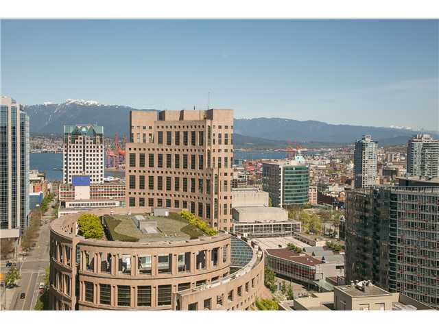 Main Photo: # 3002 888 HOMER ST in Vancouver: Downtown VW Condo for sale (Vancouver West)  : MLS(r) # V1067584