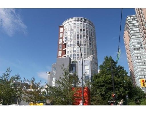Main Photo: 803 933 SEYMOUR STREET in Vancouver: Downtown VW Condo for sale (Vancouver West)  : MLS(r) # R2078140