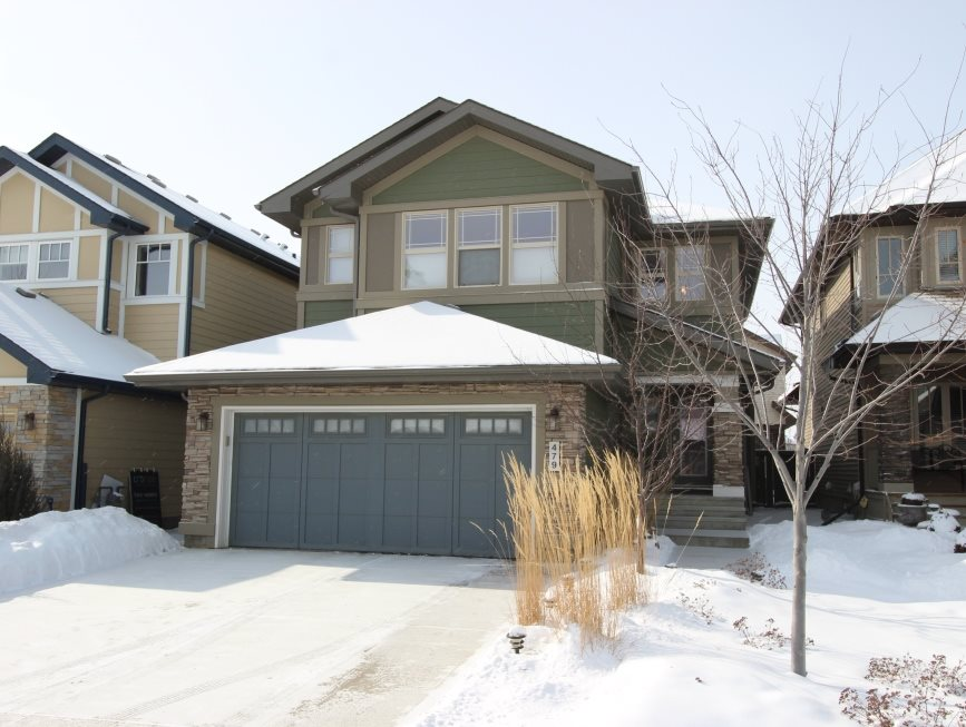 Main Photo: 479 Ainslie Crescent SW in Edmonton: House for sale