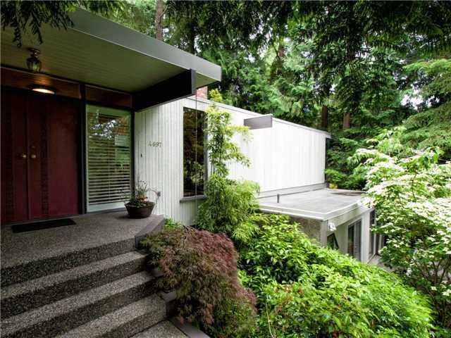 Photo 1: 4697 CAULFEILD Drive in West Vancouver: Caulfeild House for sale : MLS® # V957829