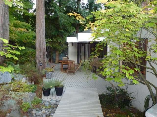 Photo 3: 4697 CAULFEILD Drive in West Vancouver: Caulfeild House for sale : MLS® # V957829