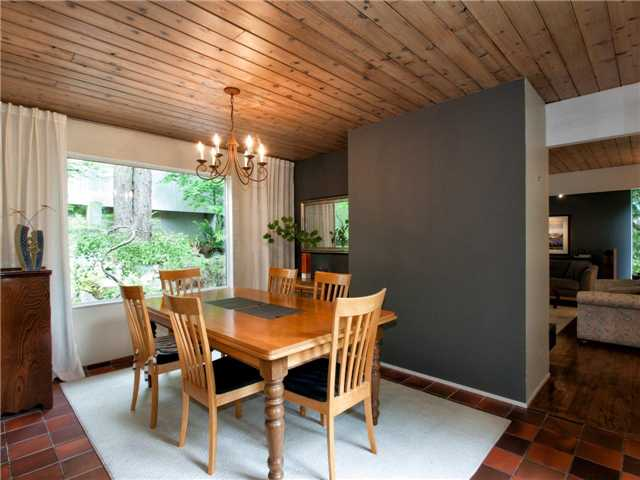 Photo 4: 4697 CAULFEILD Drive in West Vancouver: Caulfeild House for sale : MLS® # V957829