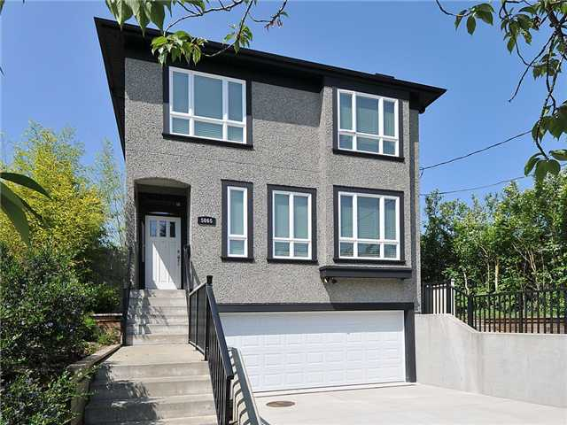 Main Photo: 5065 PRINCE EDWARD Street in Vancouver: Main House for sale (Vancouver East)  : MLS® # V960866