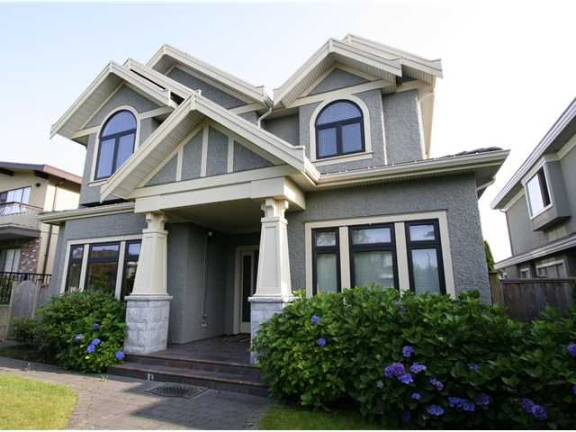 Main Photo: 2318 W 18TH Avenue in Vancouver: Arbutus House for sale (Vancouver West)  : MLS® # V965955