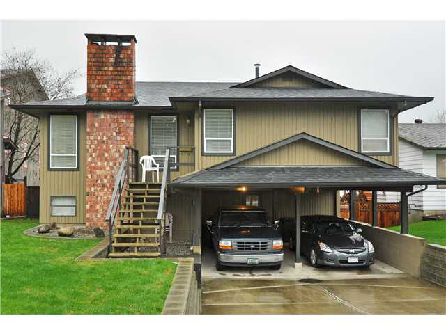Main Photo: 3816 Ulster Street in Port Coquitlam: House for sale : MLS®# V981976