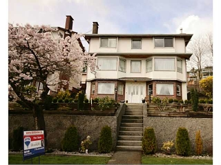 Main Photo: 2775 TEMPE KNOLL Drive in North Vancouver: Tempe House for sale : MLS(r) # V999628
