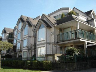 Main Photo: 401 1650 GRANT AV in Port Coquitlam: Home for sale : MLS® # V601920