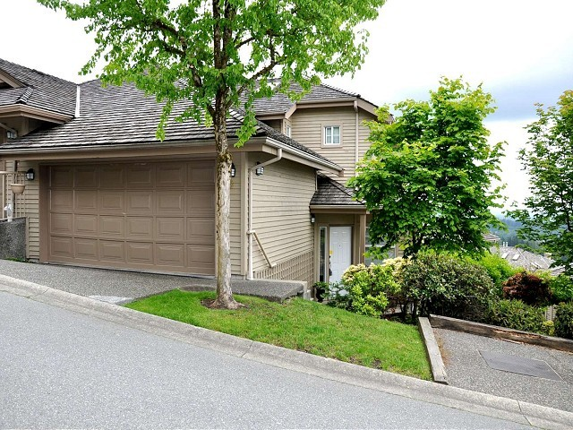 "Main Photo: 73 2979 PANORAMA Drive in Coquitlam: Westwood Plateau Townhouse for sale in ""DEERCREST"" : MLS®# V1028055"