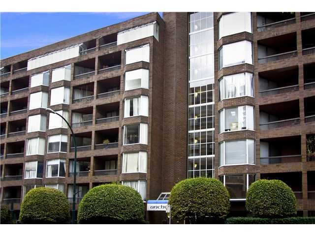 Main Photo: # 811 1333 HORNBY ST in Vancouver: Downtown VW Condo for sale (Vancouver West)  : MLS® # V1044978