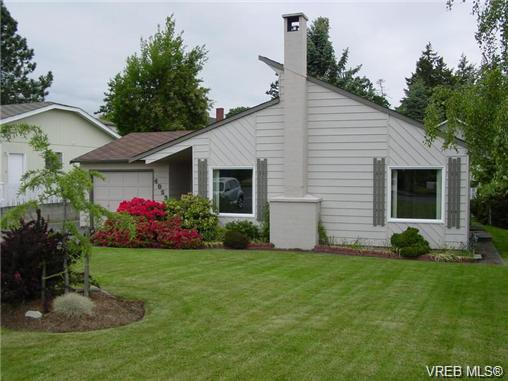 Main Photo: 4053 Angeleah Place in VICTORIA: SW Glanford Single Family Detached for sale (Saanich West)  : MLS®# 341876
