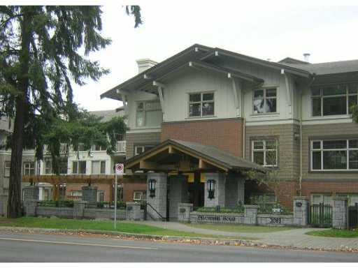 Main Photo: # 417 2083 W 33RD AV in Vancouver: Quilchena Condo for sale (Vancouver West)  : MLS(r) # V1077450