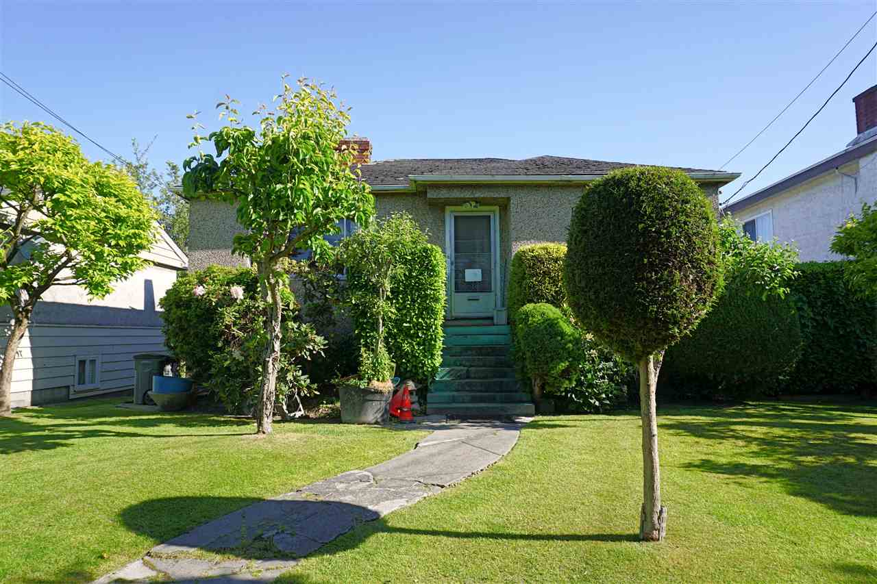 Main Photo: 1427 E 27TH AVENUE in Vancouver: Knight House for sale (Vancouver East)  : MLS® # R2068676