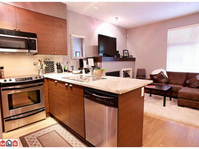 Main Photo: 45 19478 65TH Avenue in Surrey: Clayton Condo for sale (Cloverdale)  : MLS®# F1214199