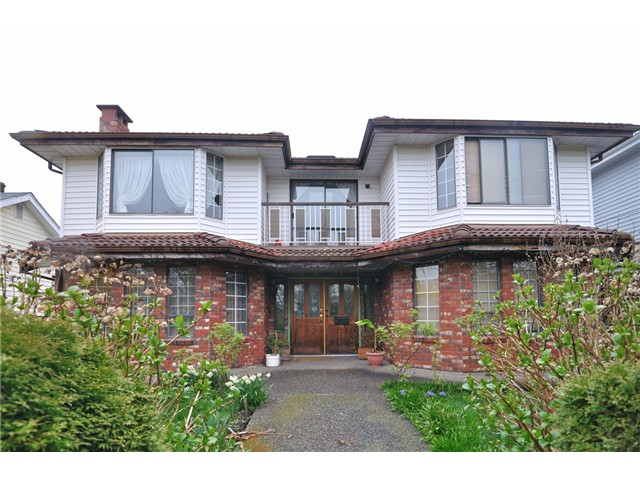 Main Photo: 3933 GEORGIA Street in Burnaby: Willingdon Heights House for sale (Burnaby North)  : MLS® # V1000207