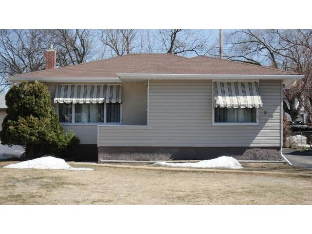 Main Photo: 315 Conway Street in WINNIPEG: St James Residential for sale (West Winnipeg)  : MLS(r) # 1307651