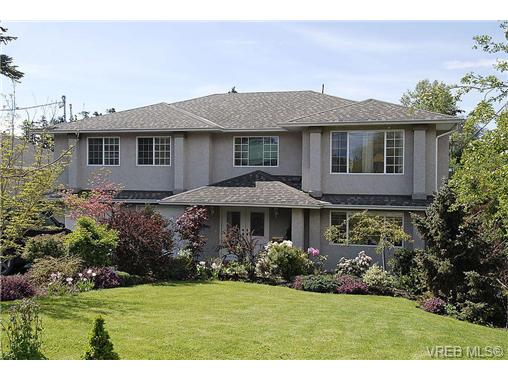 Main Photo: 715 Violet Avenue in VICTORIA: SW Marigold Single Family Detached for sale (Saanich West)  : MLS(r) # 278309