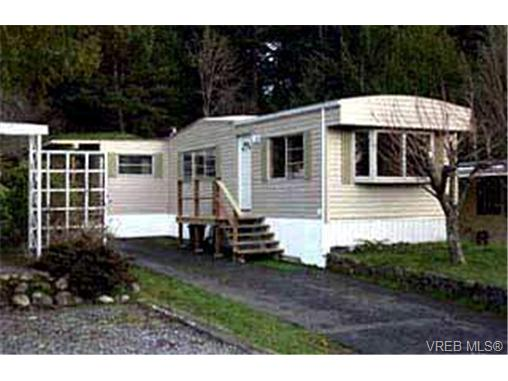 Main Photo: 40 2587 Selwyn Road in VICTORIA: La Mill Hill Manu Single-Wide for sale (Langford)  : MLS® # 176911