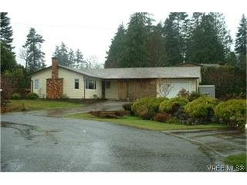 Main Photo: 6886 Cinnabar Place in SOOKE: Sk Broomhill Single Family Detached for sale (Sooke)  : MLS® # 182994