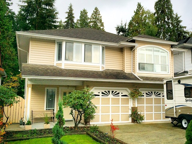 Main Photo: 1218 HALIFAX AV in Port Coquitlam: Oxford Heights House for sale : MLS®# V1090978